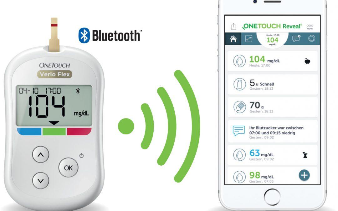 NEU: OneTouch Reveal® Mobile App