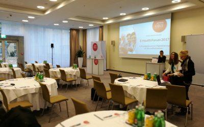 Dr. Berdenich zu Gast beim Business Circle: Digitalisierung der Arzt-Patienten-Beziehung